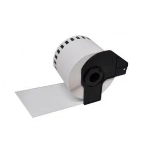 Labelprinter tape DK-11240 102x51mm 600 labels | Brother P-Touch QL-1050/ QL-1060N/ QL-500A/ QL-560VPYX1/ QL-570/ QL-580N/ QL-650TD/ QL-700/ QL-710W/