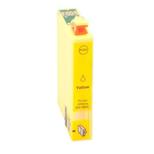 Inktcartridge / Alternatief voor Epson 502 XL geel | Epson Expression Home XP 5100/ XP 5105/ Workforce WF 2860 DWF; WF 2865 DWF; WF-2860DWF / WF-2865