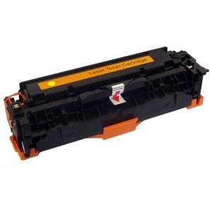 Tonercartridge / Alternatief voor canon 718Y Geel | Canon I-Sensys LBP-7200/ LBP-7200cdn/ LBP-7210cdn/ LBP-7660cdn/ LBP-7680cdn/ LBP-7680cx/ MF-720/ M