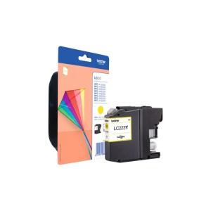 Brother LC-223Y inktcartridge Origineel Geel 1 stuk(s) | Brother DCP-J562DW/ MFC-J880DW/ MFC-J680DW/ MFC-J480DW/ DCP-J4120DW/ MFC-J5320DW/ MFC-J5620DW