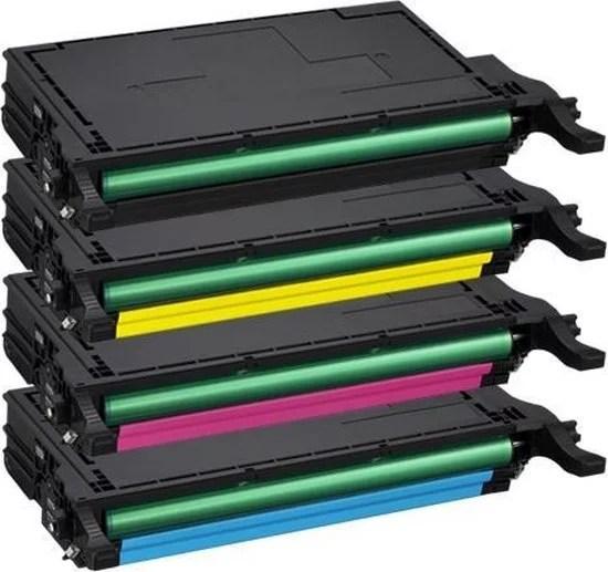 Tonercartridge / Alternatief voor Samsung CLT-K5082L black | Samsung CLP620/ CLP620N/ CLP620ND/ CLP670/ CLP670N/ CLP670ND/ CLX6220/ CLX6220FX/ CLX6250