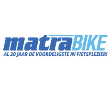Profiteer van de E-bike gekte bij Matrabike