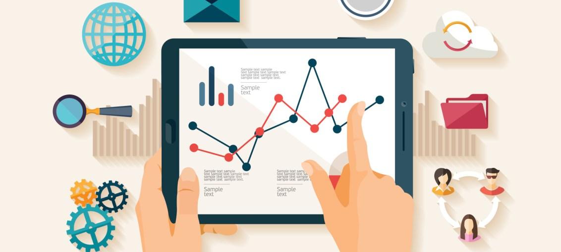 Pour les sites de commerce électronique Google Analytics permet l'optimisation des stratégies e-commerce afin d'augmenter le chiffre (vente en ligne).