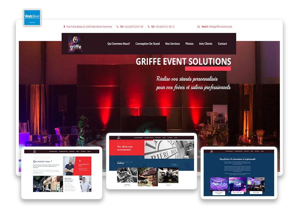 Réalisation Griffe Event Solutions