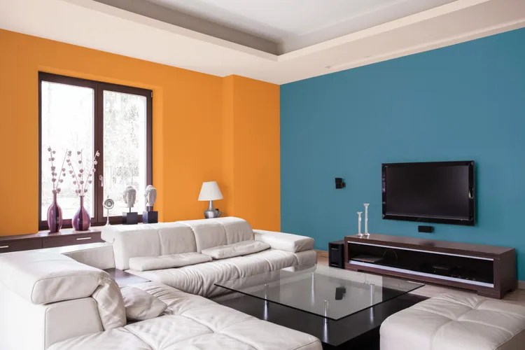 Colour Palettes For Living Rooms