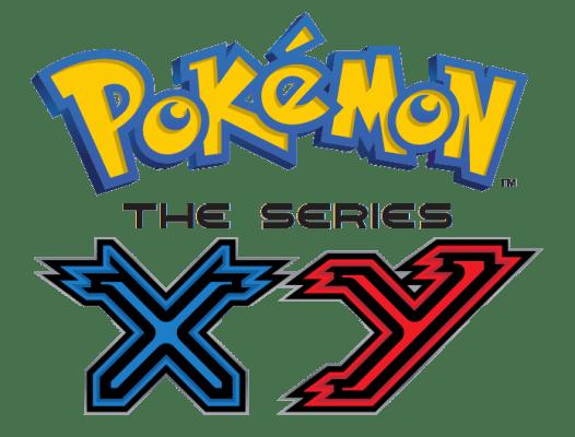 Pokemon The Series XY Logo