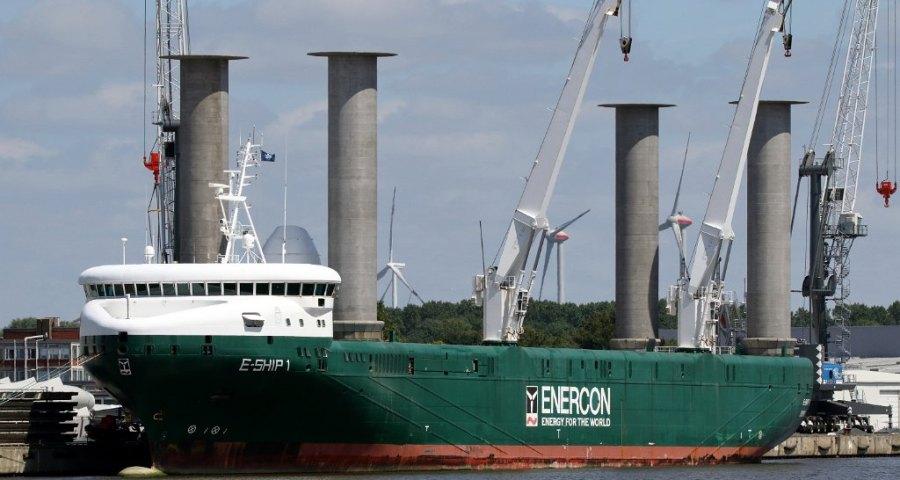 Steckbrief Frachtschiff E Ship 1 Fotos Von Schiffende
