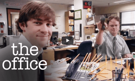Did Your Co-Workers Ever Do This to You?