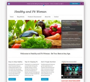 Websites for Health and Wellness