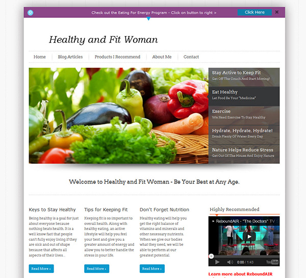 Success Story: Debra Delozier – Healthy and Fit Woman