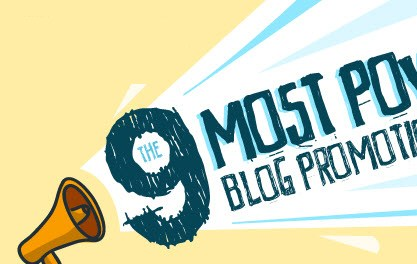 9 Tips to Promote Your Website (Infographic)