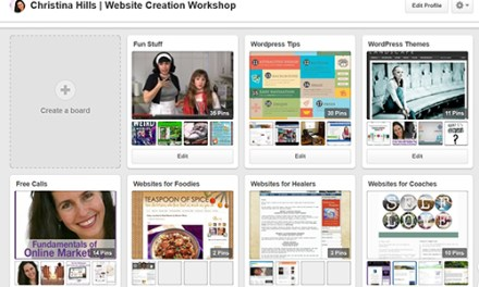 Get Creative with Pinterest Plugins!