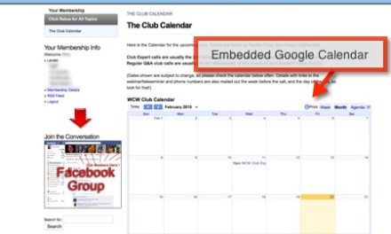 Why I don't Use Calendar Plugins