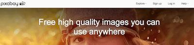pixabay - stock photo resources