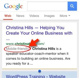 Big Google Ranking Change Coming Up This Month. Is Your Site Mobile-Friendly?