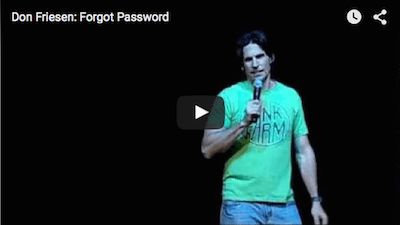 Do You Have a Hard Time Remembering Your Passwords?
