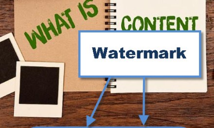 "Use a ""Watermark"" to Protect Your Images Online"