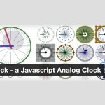 A Simple Cool Clock Plugin for Your Site