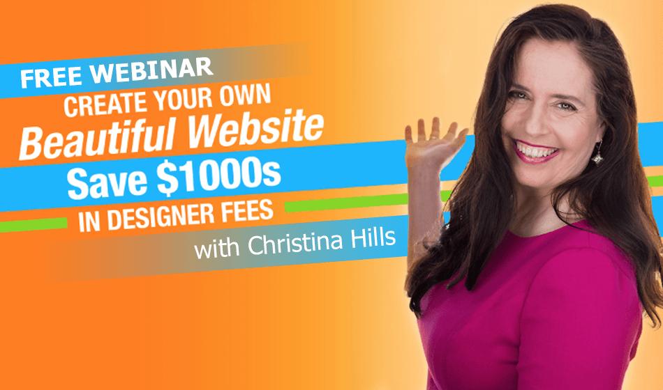 Free Webinar Training