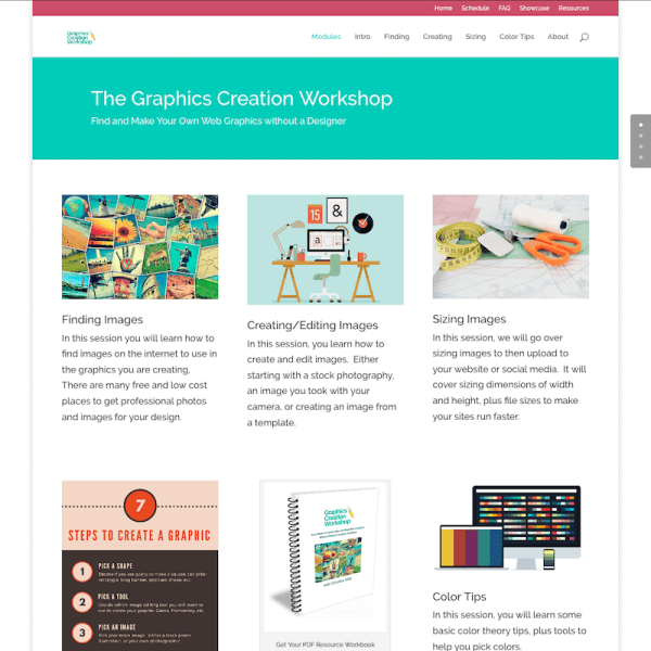 The Divi Theme by Christina Hills
