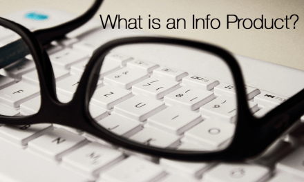What is an Info Product?