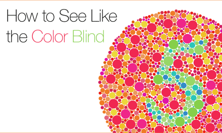 How to See Like the Color Blind