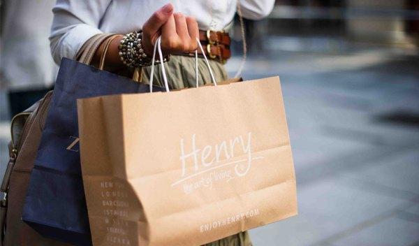 shopping trade