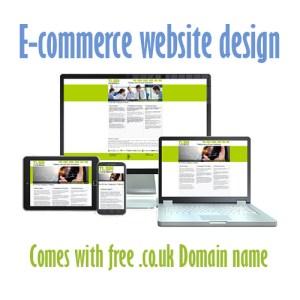 ecommerce web design belfast