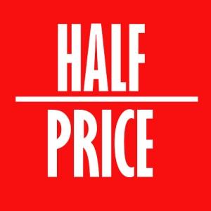 half price website design belfast
