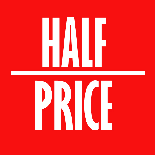 half price website design belfast