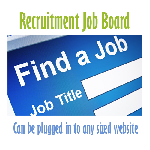 recruitment website design belfast