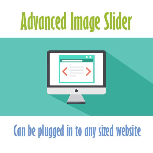 website slider design