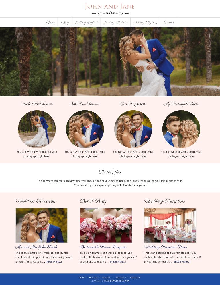 Website Create Invitation Wedding
