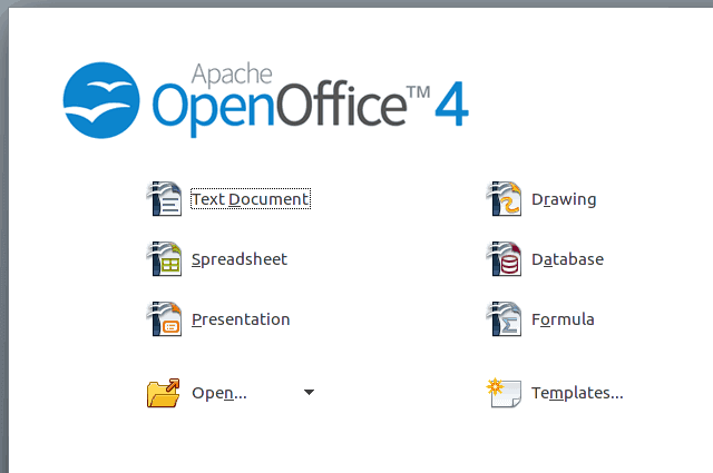 Replace LibreOffice with OpenOffice on Ubuntu 17 04 | 17 10