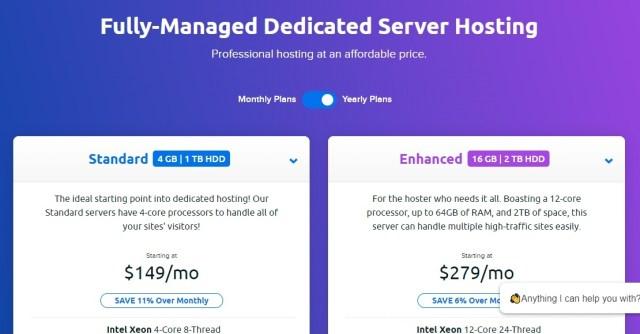 Best Cheap Dedicated Servers-2021 9
