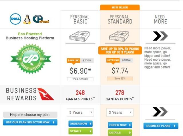 Best Web Hosting in Australia - Digital Pacific