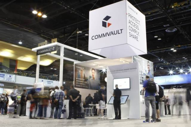 Commvault Consolidates Portfolio From More than 20 Offerings Into Four Products
