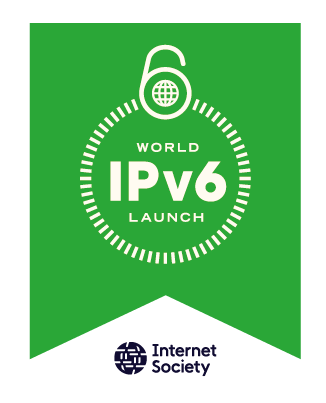 On this 8th World IPv6 Launchiversary, Help Us Get More Websites Available Over IPv6