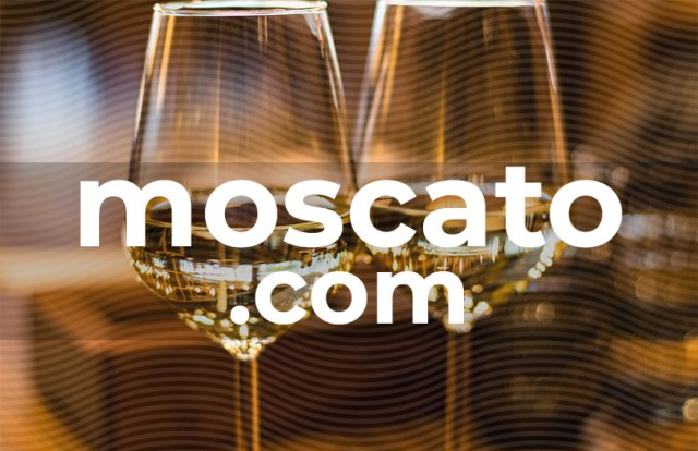 Wine fans rejoice: Moscato.com coming up! :DomainGang