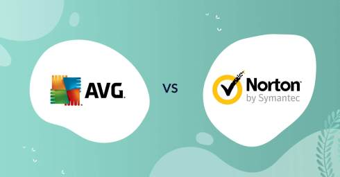 avg logo vs norton logo antivirus comparison header for how to choose article