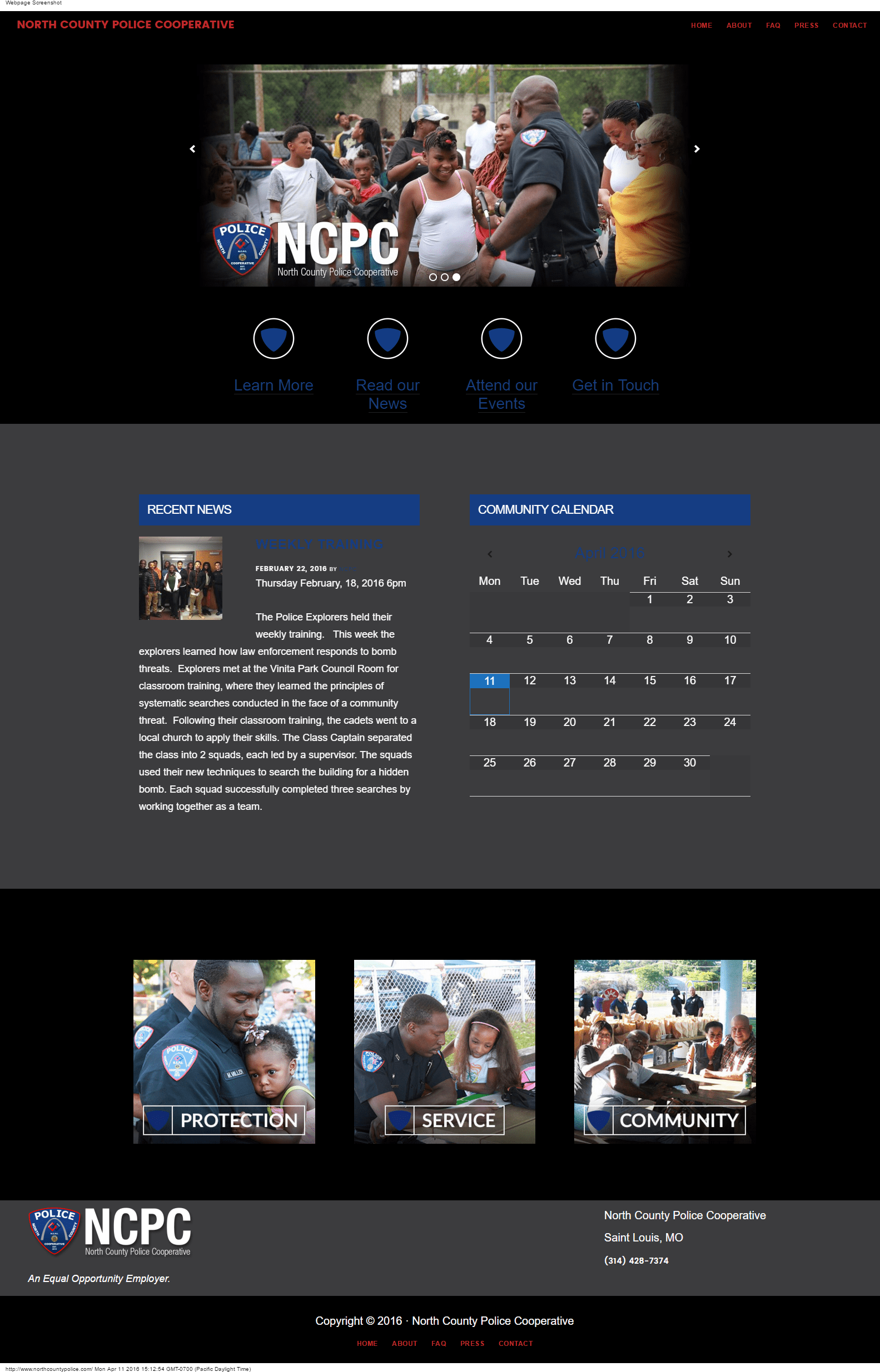 North County Police Cooperative –
