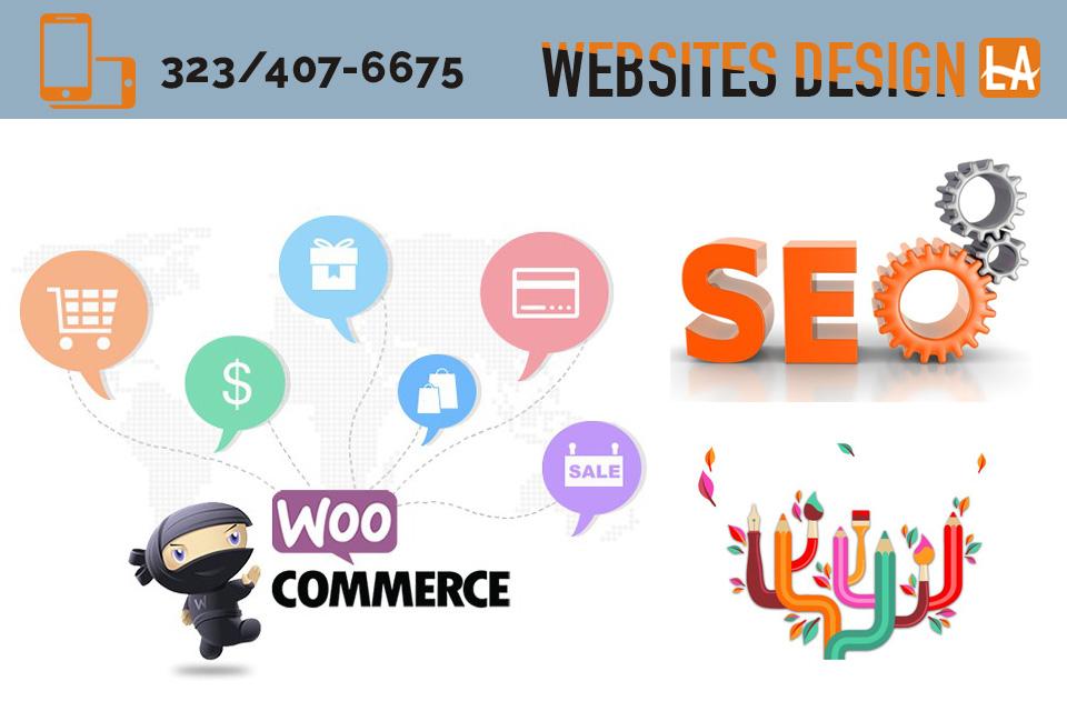 Websites Design LA Helps Your Business Shine