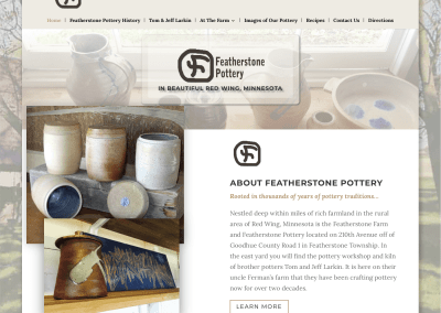 Featherstone Pottery