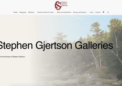 Stephen Gjertson Galleries