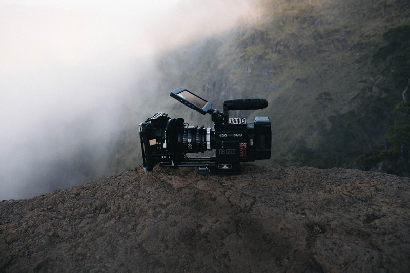 Picture of a camera to illustrate the need for content marketing