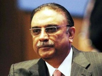 Powerful institutions is dangerous to interfere of Other Agencies : Asif zardari