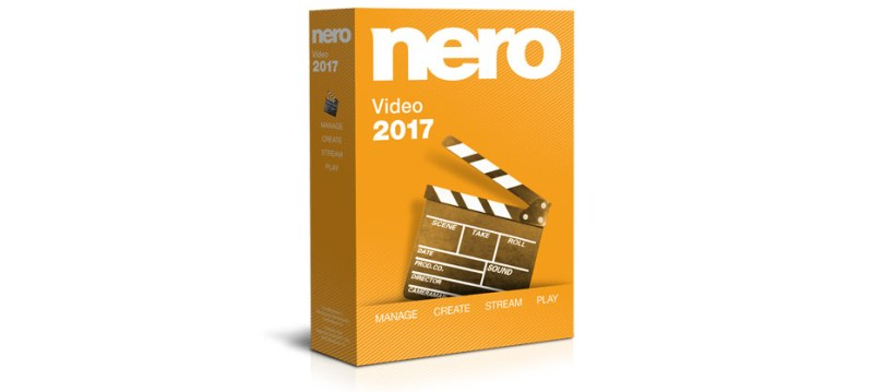 Nero Video 2017 Crack with Serial Key Free Download