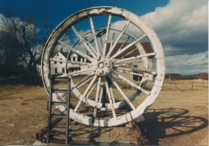 Mast Wheels