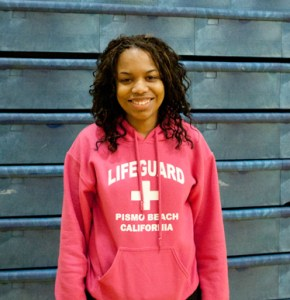 Barissa Ford, Webster women's basketball