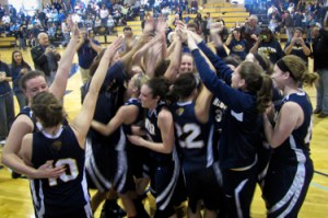 Webster University women's basketball team
